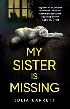 My Sister is Missing (English Edition)