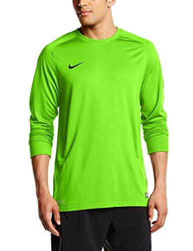 Nike Long Sleeve Top Yth Park Goalie II Jersey - Camiseta de fútbol unisex, color verde/negro...