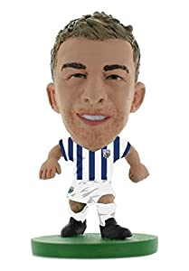 Soccerstarz SOC339 West Brom James Morrison - Kit de hogar clásico