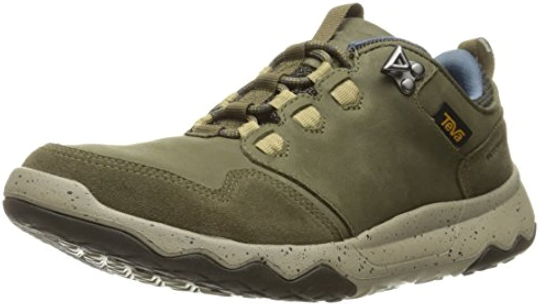 Teva M Arrowood Lux WP, Zapatos de Low Rise Senderismo para Hombre