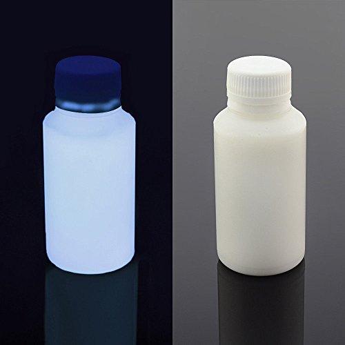 UV-Schwarzlicht Reactive nahezu unsichtbar Paint weiß