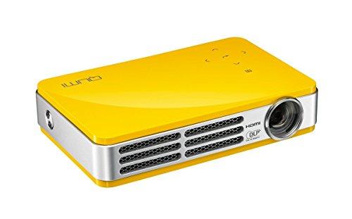 Vivitek Q5 Vidéoprojecteur LED/3D 500 ANSI Lumens HDMI/USB Jaune