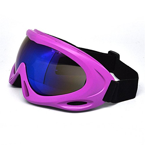 Z-P Unisex Outdoor Motorcycle Wind Dustproof Ski Equipment Snowboard Cycling Hiking Goggles UV400