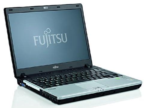 Fujitsu Lifebook P77012,1(30,7cm) Ordinateur Portable (Intel Core i7620um, 1,06/2,13GHz, 8Go de RAM, 256Go SSD, Intel X4500HD, Win7Prof, DVD RW, port REP Noir/Argent avec 24mois enlèvement/réparation Service