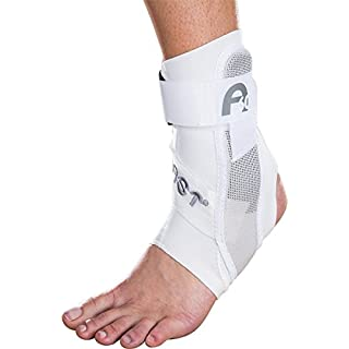 Aircast A60 Ankle Brace White Left Small