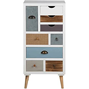 lifestyle4living Kommode, Sideboard, Anrichte, Highboard