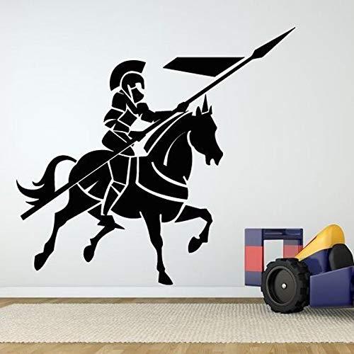 tter Wandaufkleber für Wohnzimmer Dekoration für Home Art Decor Wandtattoos Schlafzimmer Jungen Wandaufkleber 57 * 65 cm ()
