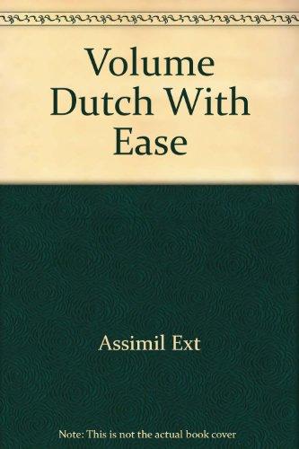 Dutch With Ease (en anglais)