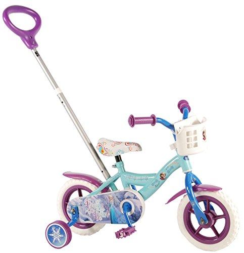 Eiskönigin 10 Zoll Fahrrad Kinderfahrrad Mädchen Disney Frozen Prinzessin ELSA