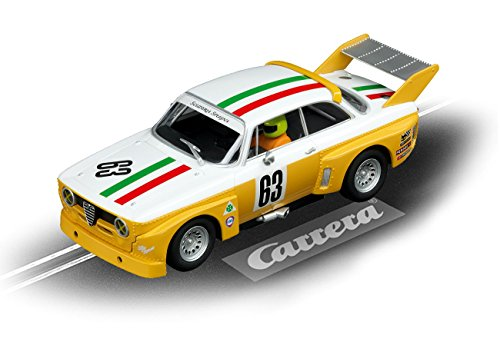 Carrera Digital 132 - 20030625 - Voiture Miniature et Circuit - Alfa GTA Silhouette Race 2