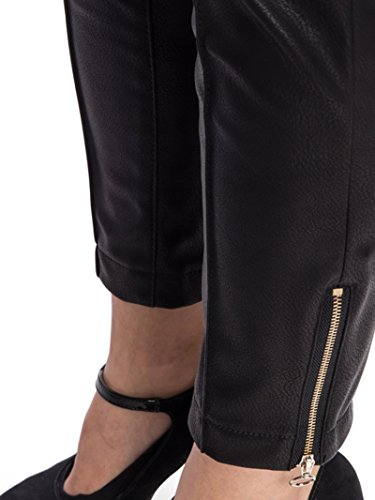 Pantalone Leggings Twin Set Black