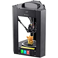 Monoprice Mini Delta 3D Printer Heated Build Plate Fully Assembled w/Micro SD with European