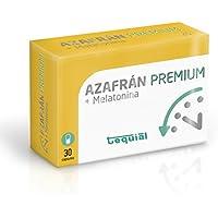 AZAFRAN + MELATONINA Premium. Complemento alimenticio que mejora el estado de ánimo, digestivo,