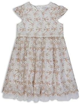 The Essential One - Bebé Infantil Niñas - Vestido de Princesa Fiestas - Oro - EOT382