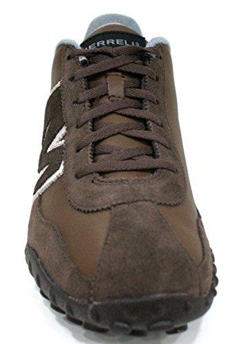 Merrell Sprint Blast–Chaussure Sport Homme–Noir/Black (tailles USA) Dark Brown
