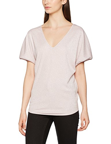 more photos 11724 70b88 Fornarina Celie-Antic Rose T-Shirt Camiseta, Rosa C5, S para Mujer