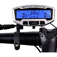 XuBa Wired LCD Display Bicycle Bike Cycling Computer Odometer Speedometer Stopwatch