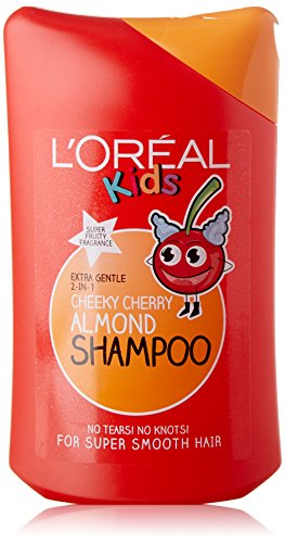 L'Oréal Kids Extra Gentle 2-in-1 Shampoo With a Burst of Cherry Almond