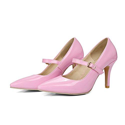 A&N - Sandali con Zeppa donna Pink