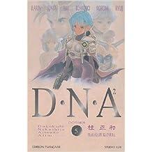 DNA 2, tome 5 de Masakazu Katsura ( 27 juin 2003 )