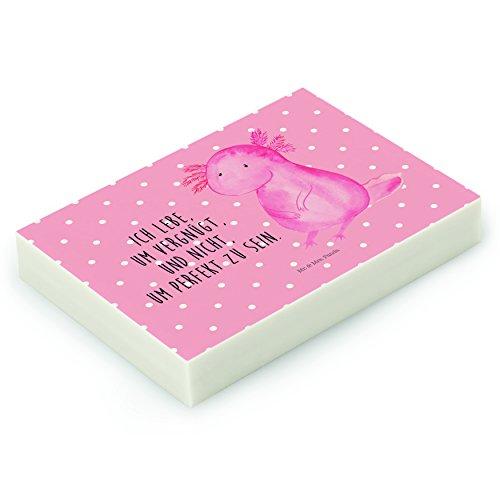 Mr. & Mrs. Panda Radiergummi Axolotl - 100% handmade in Norddeutschland - Lebensstil, Radiergummi,...
