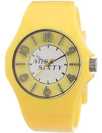 Miss Sixty Damen-Armbanduhr FLASH Analog Quarz Resin R0751124505
