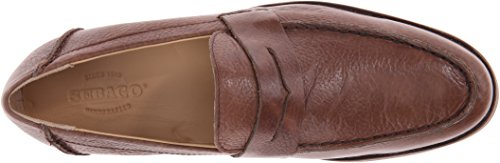Sebago Mens Norwich Penny Loafer brown