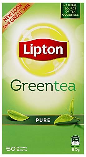Lipton Green Tea Bag 50s