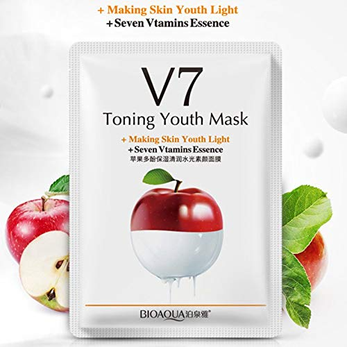 Bubbry BIOAQUA Fruit V7 Hidratante Control Aceite