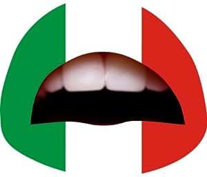 LIPPENTATTOO GLAMLIPS by GLAMSTRIPES – ITALIEN (5ER PACK)