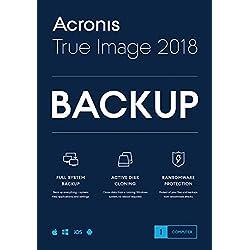 Acronis TIHOB2ENS True Image 2018 License - 1 Computer