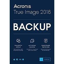 Nero (API) Acronis True Image BOX 1PC, (2018) Software