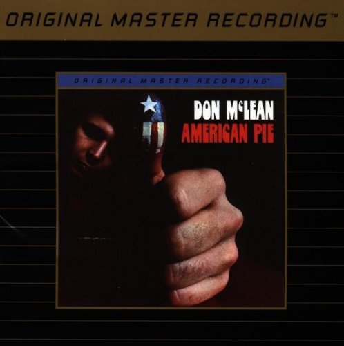 American Pie (Original Master Recording) by Don Mclean (1998-07-21) - Don Mclean American Pie