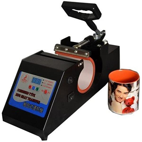 Coffee Cup Printing Machine