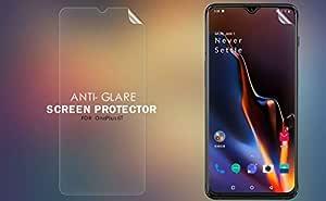 Nillkin Screen Guard for OnePlus 6T One Plus 6 T (1+6) T Whole Set Version Matte Anti Glare Front + Camera Sticker