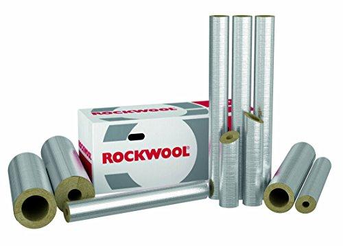 """Rockwool RS800 \""""22 x 30 mm\"""" Rohrschale Isolierung Dämmung für Rohre einzeln"""