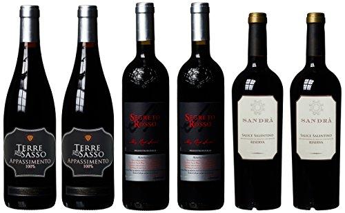 Wein Probierpaket Italienische Momente (6 x 0.75 l)