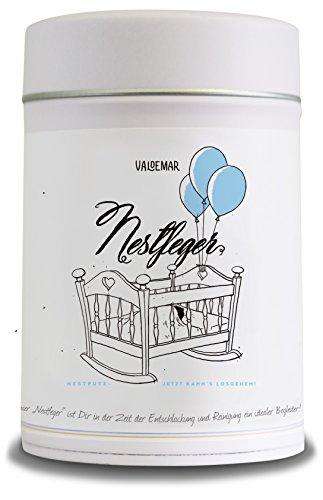 Nestfeger - Kinderwunsch-Tee, 100g. Premium Kräuter-Tee mit traditionellen Hebammen-Kräutern zur Vorbereitung auf eine Schwangerschaft. Kinderwunschtee. 100% natürlich! Harmonisierend & entschlackend.