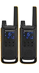 Motorola Talkabout T82 Extreme PMR Funkgerät - Twinpack