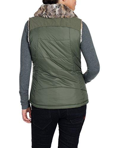 VAUDE gilet storlett veste pour femme Beige - Marron