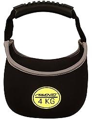 Kettle Bell neopreno · 4 Kg ·