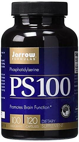 Jarrow Formulas - PS 100 Phosphatidylserine 100 mg - 120