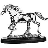 Premier Housewares Horse Sculpture - Silver