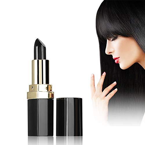 Colore dei capelli sylo tinture per capelli Nicholos monouso tipo di rossetto colorante nero base vegetale pura Cover Your Grey.