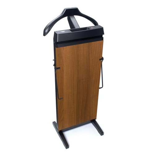 41czclUrwXL. SS500  - Corby of Windsor 3504 The Corby 4400 Trouser Press in Walnut