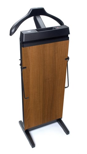 Corby of Windsor 3504 The Corby 4400 Trouser Press in Walnut