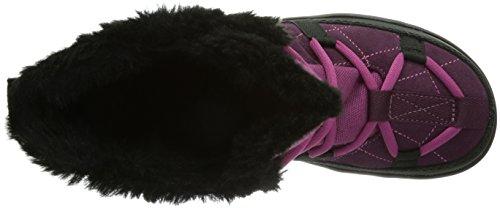 Sorel Glacy Explorer, Stivali altezza metà polpaccio Donna Viola (Violett (Vino 529))