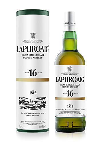 Laphroaig 16 Ans Single Malt Whisky (1 x 0.7 l) -...