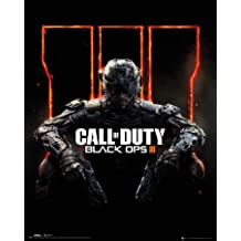 Miniposter Call of Duty Black Ops 3 Cover