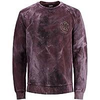 Jack & Jones Originals Sweatshirt Mens Faded Casual Sweater Jumper Joratomic